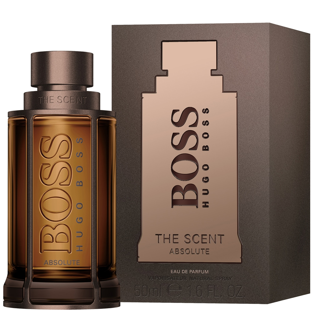 HUGO BOSS THE SCENT ABSOLUTE HOMME ПАPФЮМ ЗА МЪЖЕ