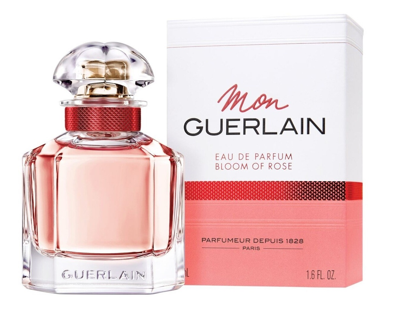 GUERLAIM MON GUERLAIN BLOOM OF ROSE ПАРФЮМ ЗА ЖЕНИ