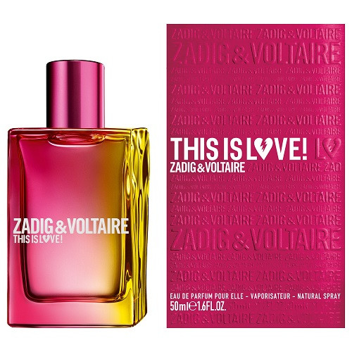 ZADIG&VOLTAIRE THIS IS LOVE FOR HER ПАРФЮМ ЗА ЖЕНИ