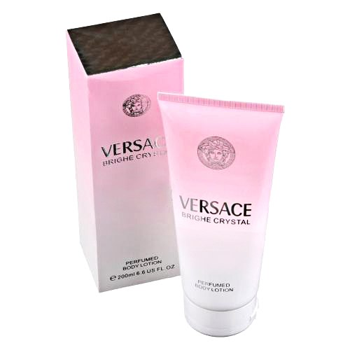 VERSACE BRIGHT  CRYSTALL BODY LOTION