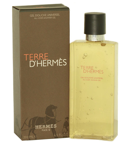 HERMES TERRE ДУШ ГЕЛ