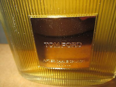 TOM FORD MAN AFTER SHAVE SPLASH
