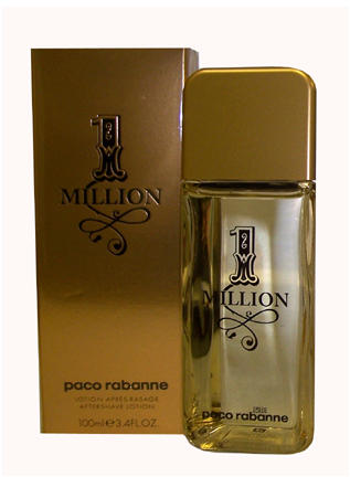 PACO RABANNE 1 MILION MAN AFTER SHAVE