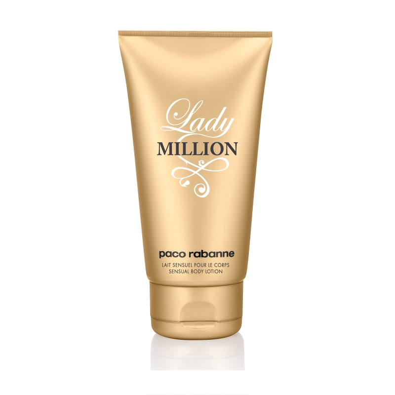 PACO RABANE LADY MILLION BODY LOTION