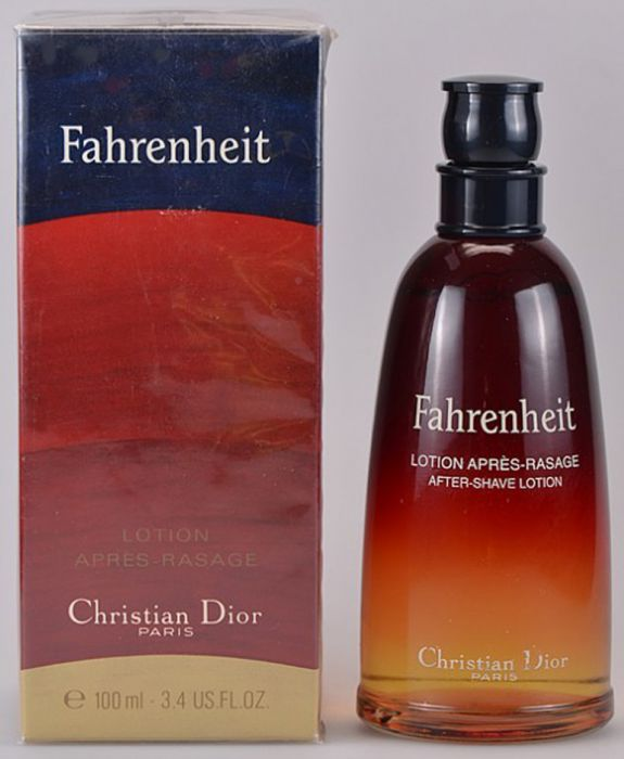 CHRYSTIAN DIOR FAHRENHEIT AFTER SHAVE
