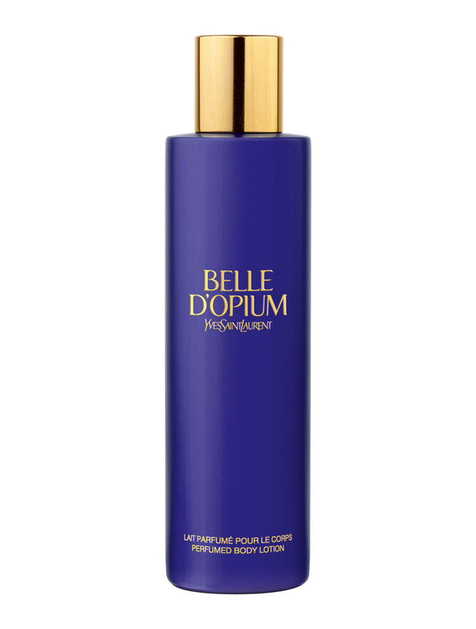YSL BELLE D'OPIUM  BODY LOTION
