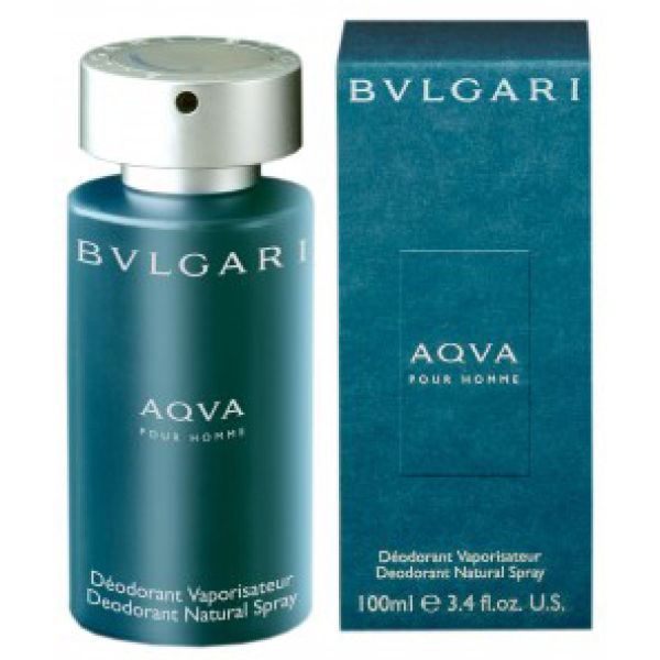 BULGARI AQUA MAN DEO SPRAY