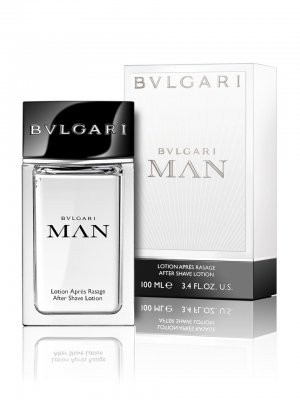 BULGARI MAN AFTER SHAVE  LOTION