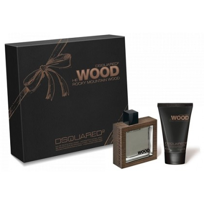 DSQUARED ROCKY MAUNTAIN WOOD КОМПЛЕКТ