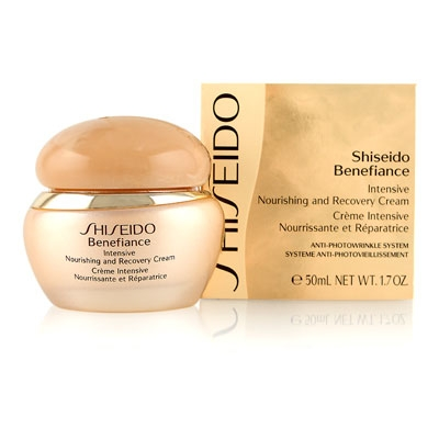 SHISEIDO BENEFIANS INTENSIVE NOURISHING CREAM