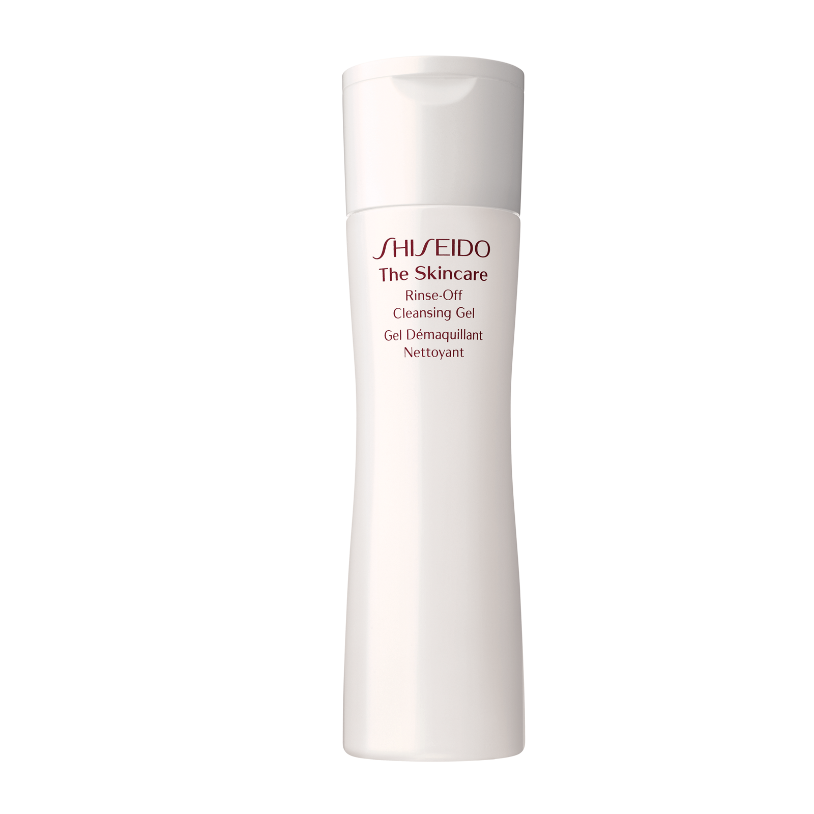 SHISEIDO SKIN CARE RINCE OFF CLEAN.GEL