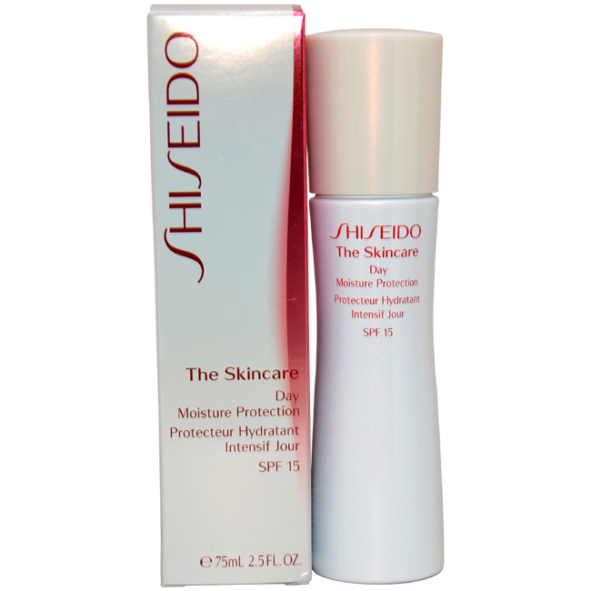 SHISEIDO SKIN CARE DAY MOISTURE PROTECT SPF15