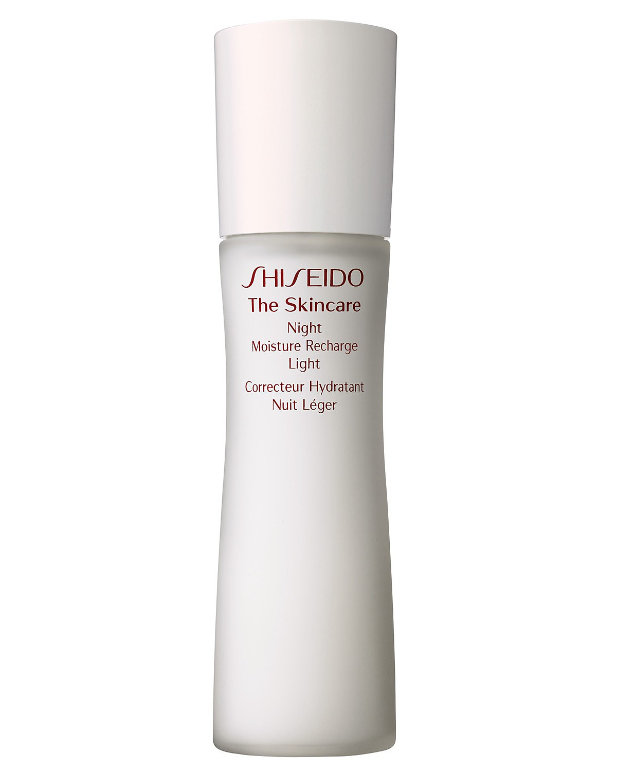 SHISEIDO SKIN CARE NIGHT  MOISTURE RECHARGE LIGHTENING