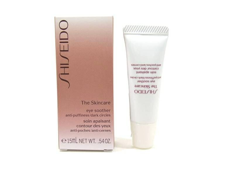 SHISEIDO SKIN CARE EYE SOOTHER DARK CIRCLE