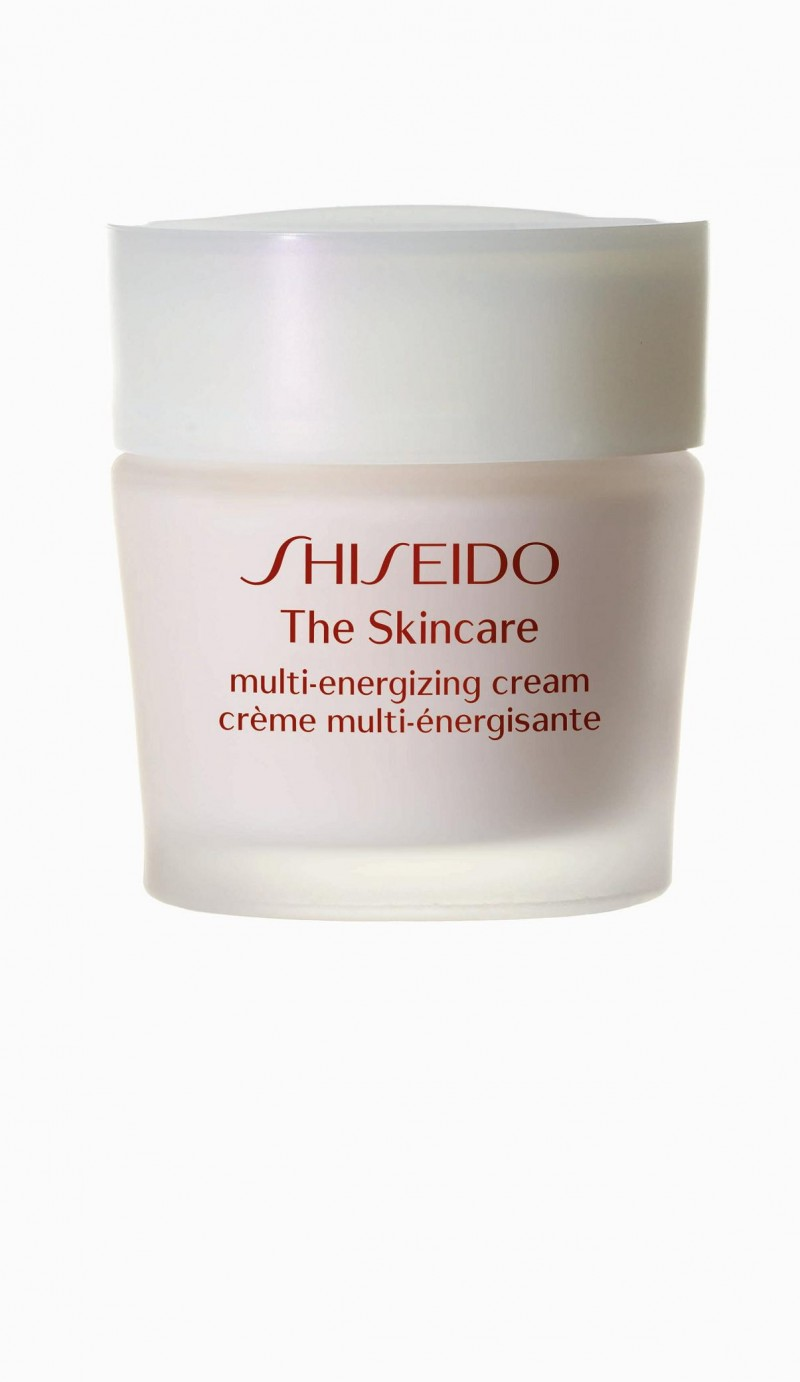 SHISEIDO SKIN CARE MULTI ENEZGIZING CREAM