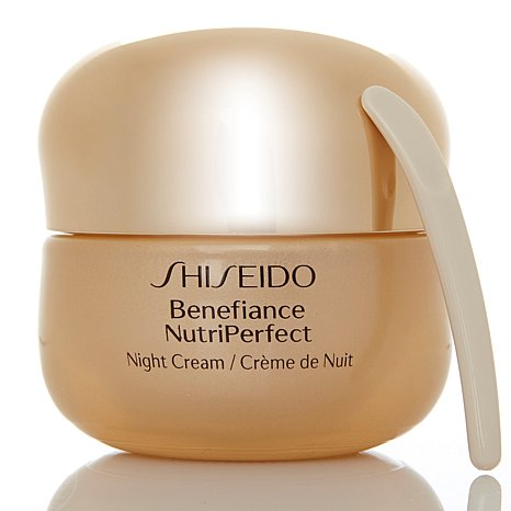SHISEIDO BENEFIANS NUTRI PERFECT NIGHT CREAM