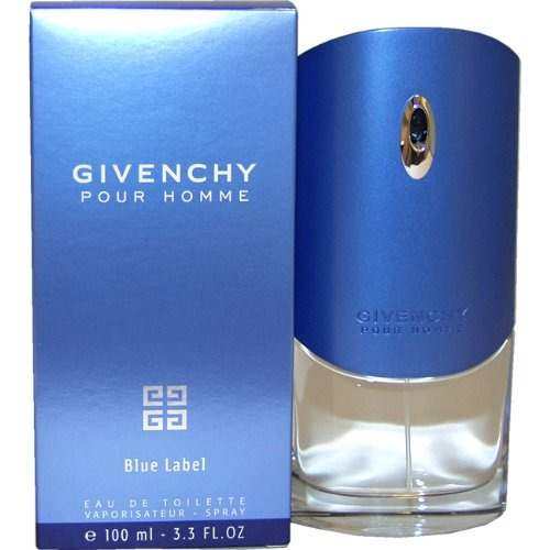 GIVENCHY M BLUE LABEL АФТЪР ШЕИВ