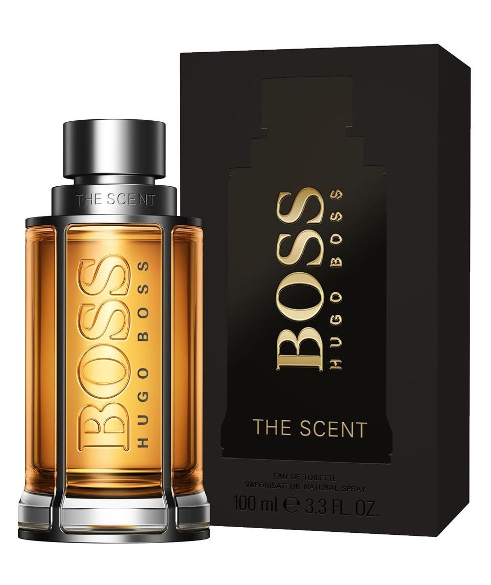 HUGO BOSS THE SCENT AFTER SHAVE