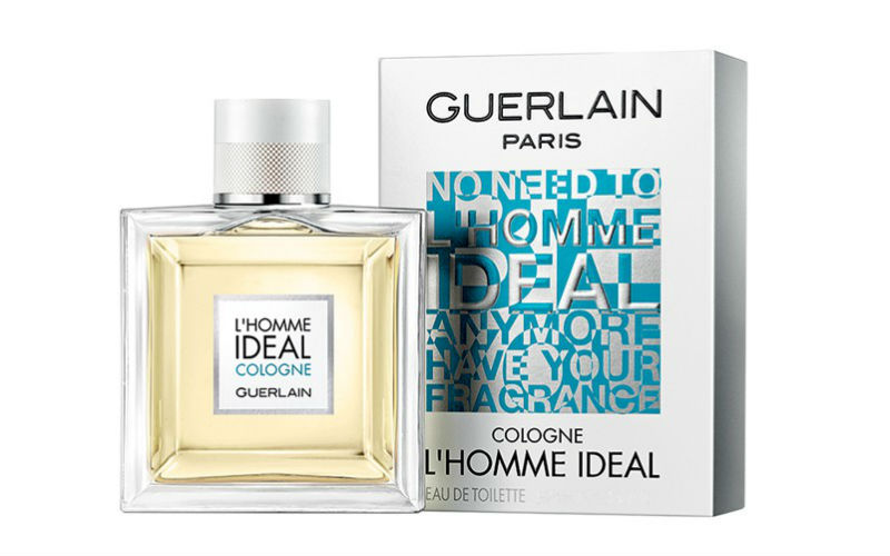 GUERLAIN L'HOMME IDEAL COLOGNE ПАРФЮМ ЗА МЪЖЕ