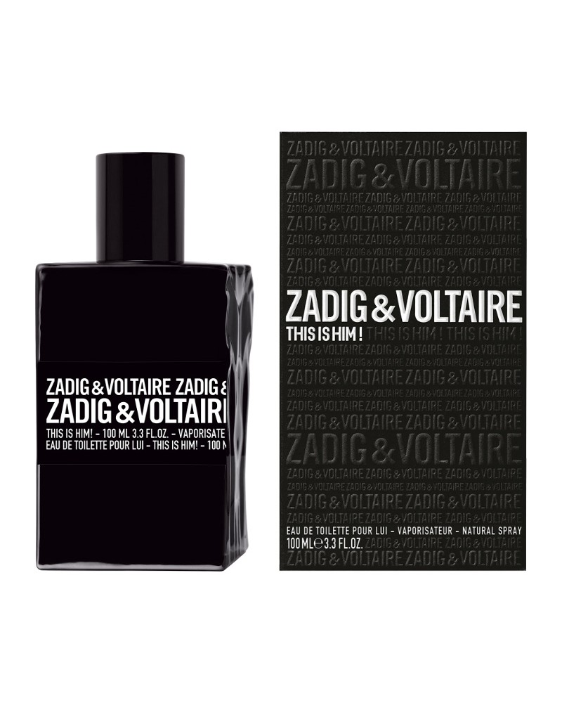 ZADIG&VOLTAIRE THIS IS HIM ПАРФЮМ ЗА МЪЖЕ