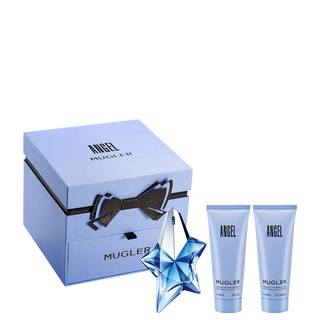 THIERRY MUGLER ANGEL LUX КОМПЛЕКТ