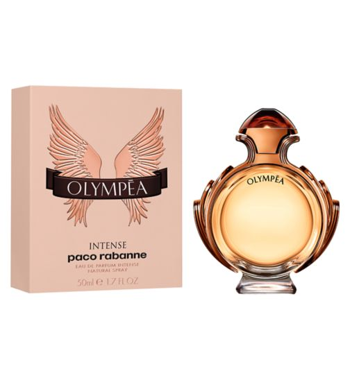 PACO RABANNE OLYMPEA INTENSE ПАРФЮМ ЗА ЖЕНИ