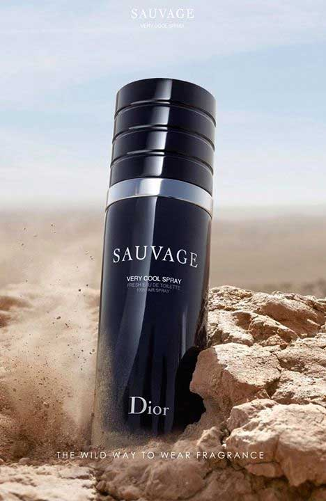 CHRYSTIAN DIOR SAUVAGE VERY COOL SPRAY ПАРФЮМ ЗА МЪЖЕ