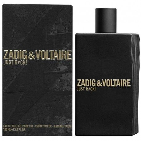 ZADIG&VOLTAIRE JUST ROCK ПАРФЮМ ЗА МЪЖЕ
