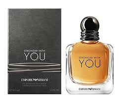 ARMANI STRONGER WITH YOU ТОАЛЕТНА ВОДА ЗА МЪЖЕ