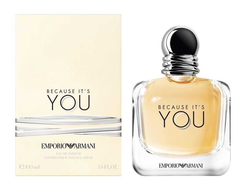 ARMANI BECAUSE IT'S YOU ПАРФЮМ ЗА ЖЕНИ