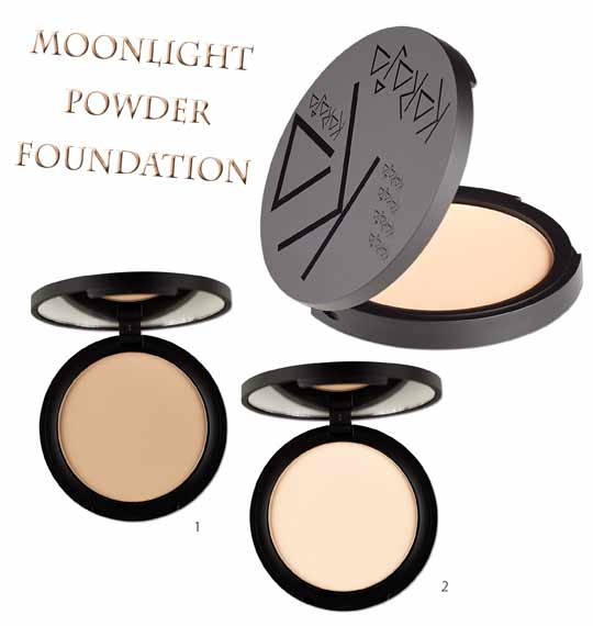 MOONLIGHT POWDER FOUNDATION KARAJA