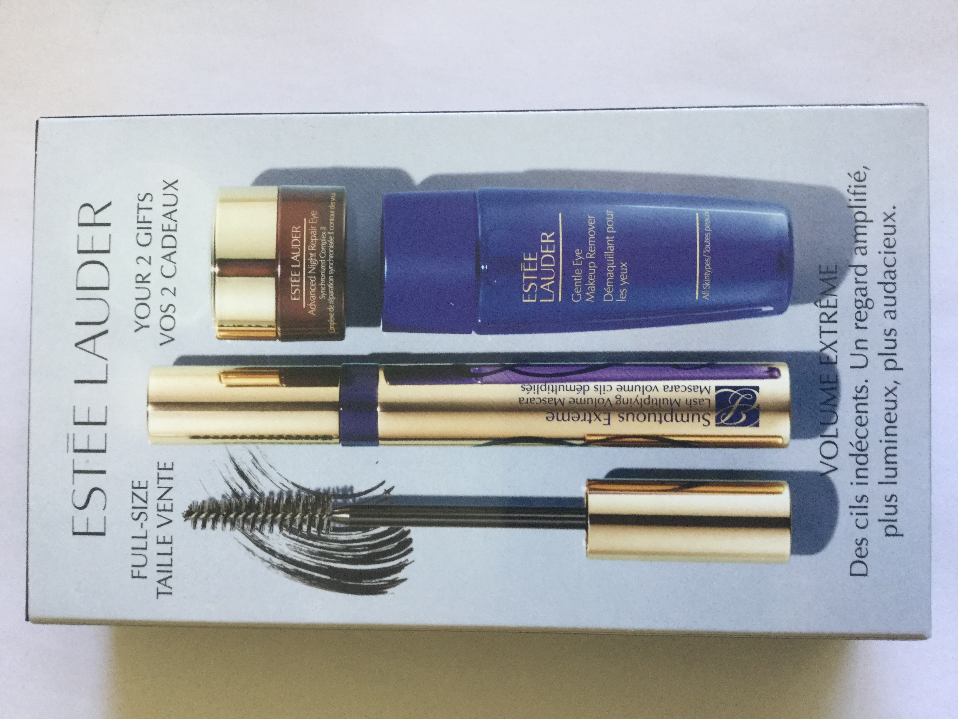 Mascara volume effet faux cils shocking от ysl цена