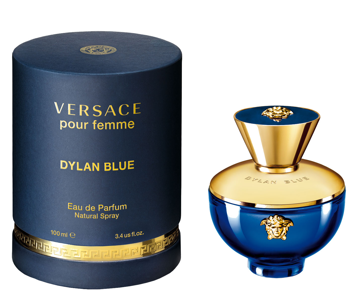 VERSACE DYLAN BLUE ПАРФЮМ ЗА ЖЕНИ