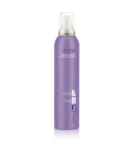 ING COLOR FIBER MOUSSE 250ML