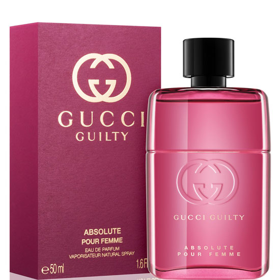 GUCCI GUILTY ABSOLUTE POUR FEMME ПАРФЮМ ЗА ЖЕНИ
