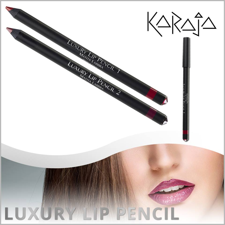 KARAJA LUXURY LIP PENSIL МОЛИВ ЗА УСТНИ