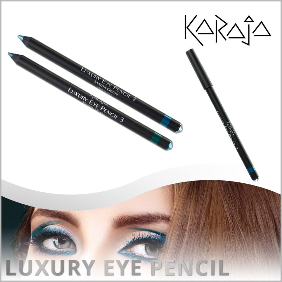 KARAJA LUXURY EYE PENSIL МОЛИВ ЗА ОЧИ