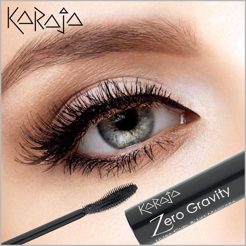 KARAJA ZERO GRAVITY LIFT MASCARA СПИРАЛА ЗА ОЧИ