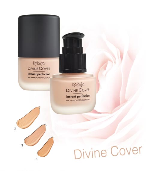 KARAJA DIVINE COVER FOUNDATION ФОН ДЬО ТЕН