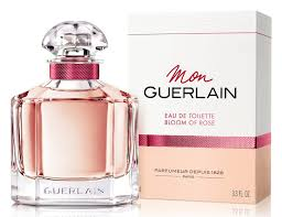 GUERLAIN MON GUERLAIN BLOOM OF ROSE ПАРФЮМ ЗА ЖЕНИ
